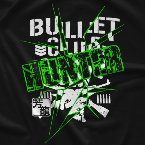 Yoshitatsu Bullet Hunter T-shirt