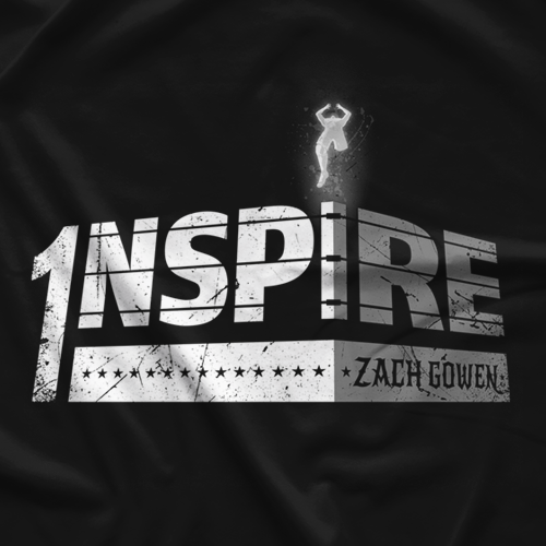 Zach Gowen 1NSPIRE T-shirt