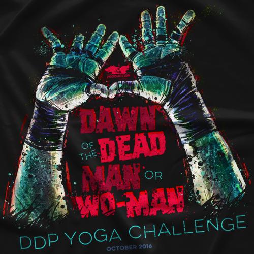 Zach Gowen Dawn of the Dead Man T-shirt