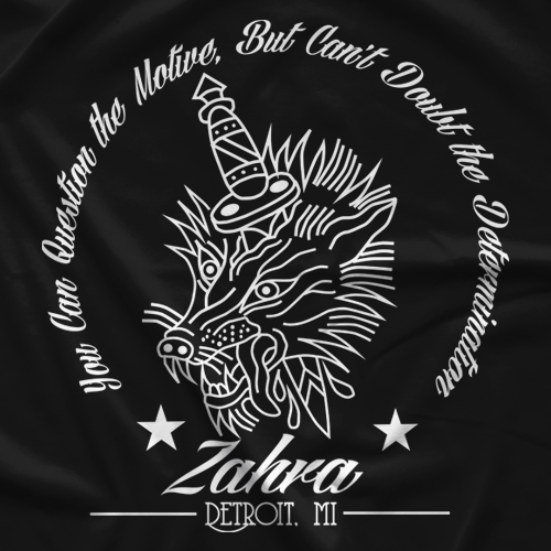 Zahra Determination T-shirt