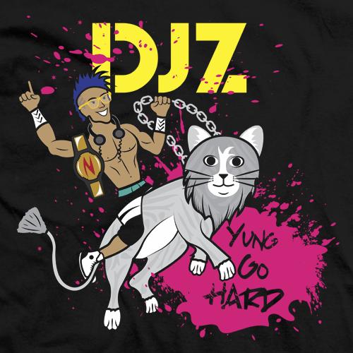Zema Ion Cat DJ Tho T-shirt
