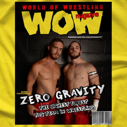 Zero Gravity 2016 T-shirt