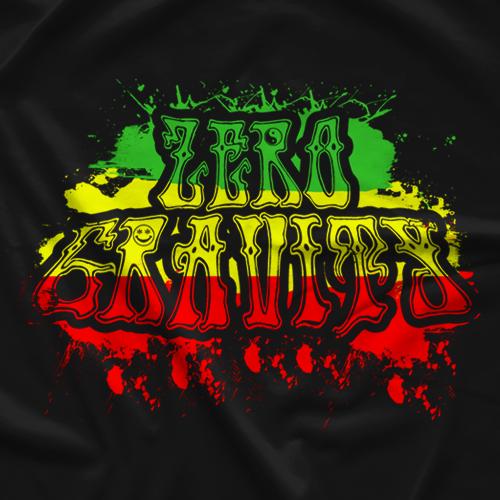 Zero Gravity Rasta T-shirt