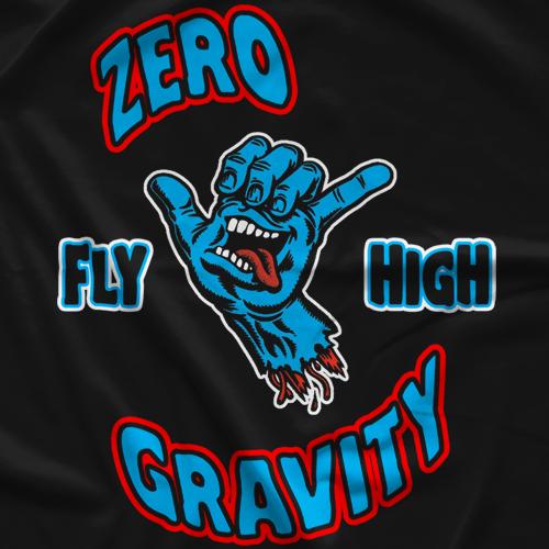 Zero Gravity Fly High Shaka T-shirt