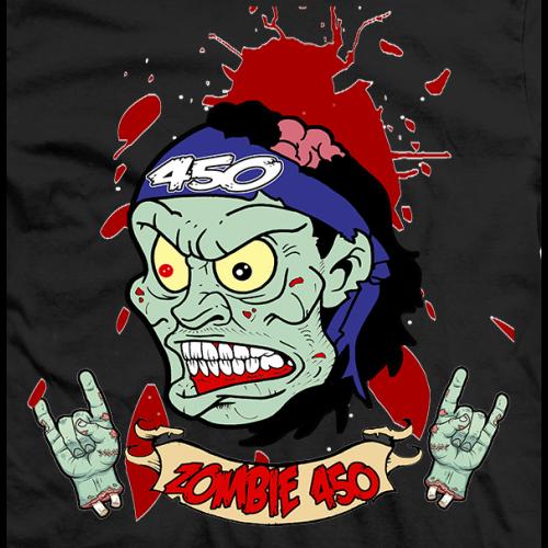 zombie 450