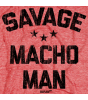 Randy Savage Bend by 500 Level T-shirt