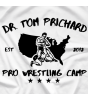 Pro Wrestling Camp (Black Text)