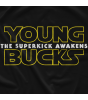 Young Bucks The Superkick Awakens T-shirt