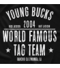 Young Bucks World Famous Tag Team T-shirt