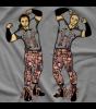 The Young Bucks Bucks Shirt Within A Shirt T-shirt