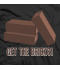 Colt Cabana Get The Bricks T-shirt
