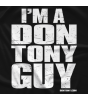 DT Guy White T-shirt