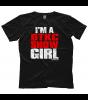DTKC Girl RD White T-shirt