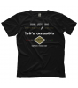 World Tour Let's Wrestle T-shirt