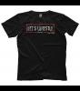 3 Points! Let's Wrestle 2017 T-shirt