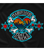Freelance Wrestling Bouncing Knicks T-shirt