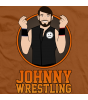 Johnny Wrestling T-shirt