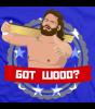 Hacksaw Jim Duggan Got Wood T-shirt