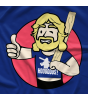 """Hacksaw"" Jim Duggan Hacksaw Vault T-shirt"
