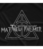 Inspire Pro Wrestling Wizard of Wrestling T-shirt
