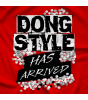 Joey Ryan Dong Style Has Arrived T-shirt