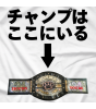 Champ Is Here Japanese