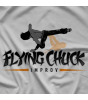 Johnny Mundo Flying Chuck T-shirt