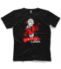LuFisto Never Say Die T-Shirt