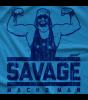 Macho Man Savage by 500 Level T-shirt