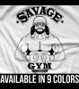 Macho Man Savage Gym T-shirt