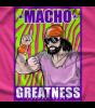 Macho Man Greatness T-shirt