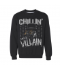 Chillin' Like a Villain Holiday Sweatshirt