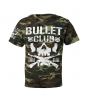 New Japan Bullet Club Camo T-shirt