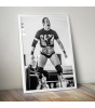 Roderick Strong Back Breaker Print