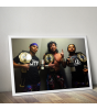Young Bucks, Kenny Omega The Elite Print