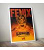 Fenix Print by Lucha Underground