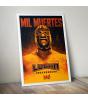Mil Muertes Print by Lucha Underground