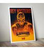 Rey Mysterio Print by Lucha Underground