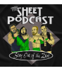 Pro Wrestling Sheet The Sheet Podcast T-shirt