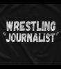 Pro Wrestling Sheet Journalist T-shirt