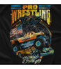 Pro Wrestling Tees Crushing It T-shirt