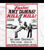 Amy Dumas Amy! Kill! Kill! T-shirt