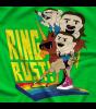 Ring Rust Radio Ring Rust Rocks! T-shirt