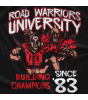 Road Warriors University T-shirt