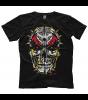 Road Warriors Skull Spikes T-shirt