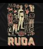 RUDA - LuchAdore - Paper Lucha Dolls