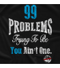 Rob Van Dam 99 Problems by Nonconformity Clothing T-shirt