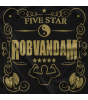 Rob Van Dam Golden T-shirt