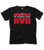 Rob Van Dam Monday Night T-shirt