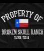 Steve Austin Property Of BSR T-shirt